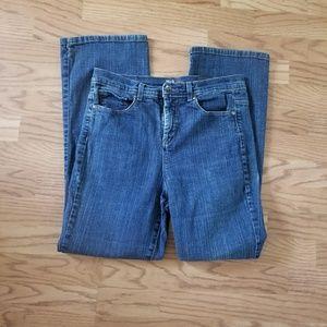 Blue denim Style & Co jeans Sz 10S (JJ0575)